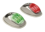 LED SIDEPOWER S/STEEL IMO-COLREG NAV LIGHTS
