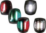 LED SIRIUS BLACK USCG-COLREG NAV LIGHTS - Navigacijska luč rdeča