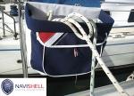 NAVISHELL HALYARD RAIL & COCKPIT STOWBAG - BN