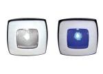 USLUŽNOSTNA LUČ CIRCINUS-QB LED - Modra