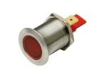 12V 19MM LED STAINLESS STEEL PILOT LIGHTS - Kontrolna lučka 2