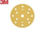 3M 255P GOLD ABRASIVE DISCS - polirni disk 8