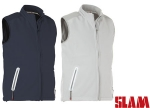 BREZROKAVNIIK SLAM INWOOD EVO VEST M LIGHT GREY