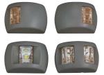 COMPACT LED (CE) NAVIGATION LIGHTS