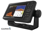 GARMIN ECHOMAP PLUS CHIRP 62CV - I