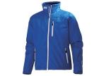 HH CREW JACKET - moška jakna modra olimp - 3XL