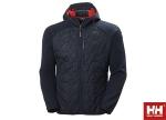HH SHORE INSULATOR JACKET - moška jakna modra zimska L