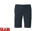 Kratke hlače SLAM NARBOLIA 48 STEEL GREY
