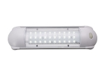 LED SLIM DOME LIGHT - Kupolasta luč