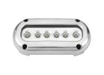 MTM UNDERWATER OVAL STEEL LED LIGHT - Podvodna luč III