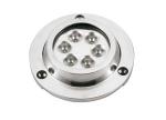 MTM UNDERWATER ROUND STEEL LED LIGHT - Podvodna luč I