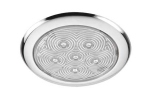 S/STEEL BRIGHT SLIM LED DOME LIGHTS - Kupolasta luč