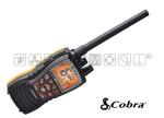 VHF COBRA HH500 FLT EU BT