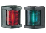 3562 HELLA MARINE (R.I.NA.) BLACK NAV LIGHTS - 1