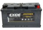 AKUMULATOR 80AH D+ 540A (G80) GEL EXIDE MARINE -353X175X190 - 80