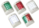 MIDI LED WHITE (CE) NAVIGATION LIGHTS - 3
